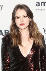 TAYLOR SPLEITER at Amfar Generationcure Holiday Party in New York 12/07/2016