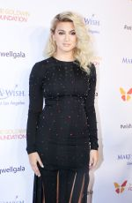 TORI KELLY at 4th Annual Wishing Well Winter Gala in Hollywood 12/07/2016