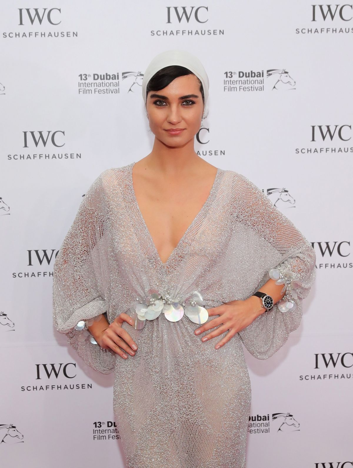 TUBA BUYUKUSTUN at 13th Dubai International Film Festival 12/08/2016
