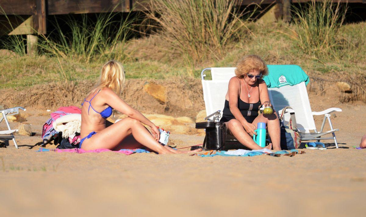 Beach bikini del este punta