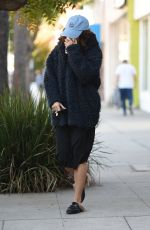 VANESSA HUDGENS Out and About in Los Angeles 12/04/2016