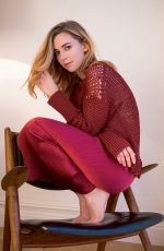 VANESSA KIRBY for Evening Standard, 2016