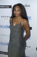 VENUS WILLIAMS at Ocean Drive Magazine December Issuce Cover Party in Miami 11/29/2016