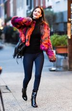 VICTORIA JUSTICE Out and About in New York 12/04/2016