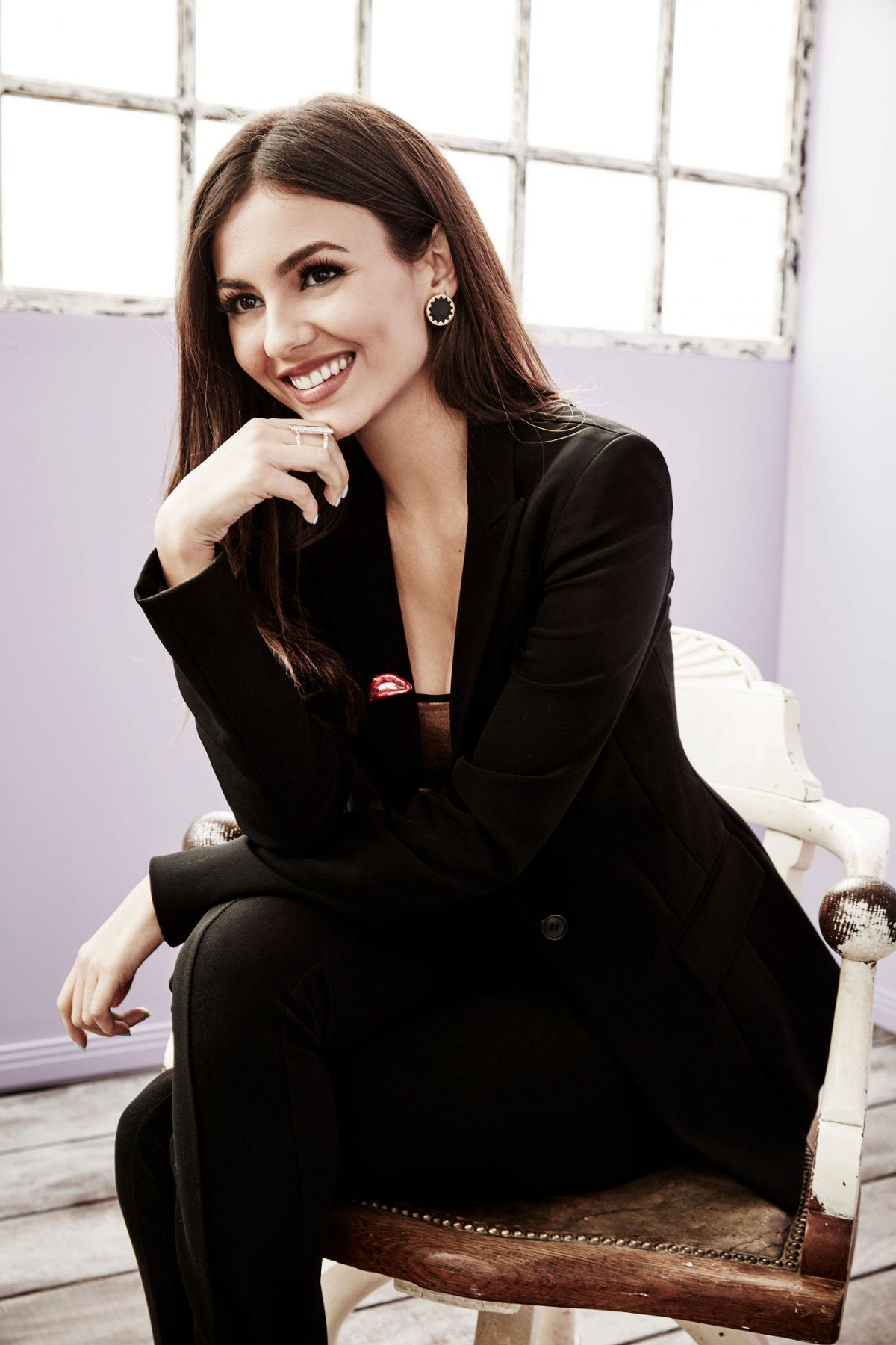 VICTORIA JUSTICE The Rocky Horror Picture Show Summer TCA 2016 Photoshoot