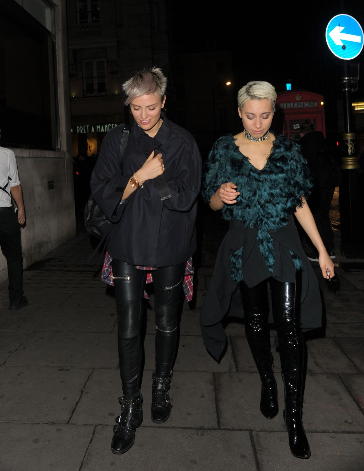 WALLIS DAY at Tape Nightclub in London 12/13/2016