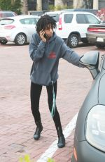WILLOW SMITH Out for Shopping in Malibu 12/11/2016