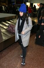 ABBI JACOBSON Arrives in Salt Lake City 01/19/2017