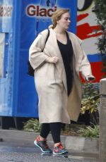 ADELE Out Shopping in Studio City 01/12/2017