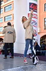 ADRIANA KAREMBEU Starts 9th Edition of Africa Eco Race in Monaco 12/31/2016