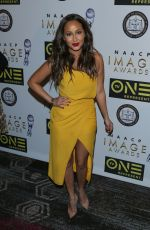 ADRIENNE BAILON at 48th Naacp Image Awards Nominees