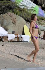 AIDA YESPICA in Bikini at a Beach in St. Barth 01/29/2017