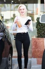 ALESSANDRA TORRESANI Out and About in Los Angeles 01/06/2017