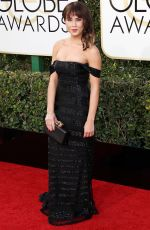 ALEX HUDGENS at 74th Annual Golden Globe Awards in Beverly Hills 01/08/2017