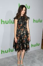 ALEXIS BLEDEL at Hulu's Winter TCA 2017 in Los Angeles 01/07/2017