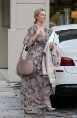 ALI FEDOTOWSKY Out Shopping in Beverly Hills 01/06/2017