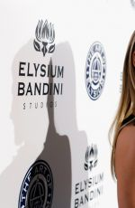 ALI LARTER at Art of Elysium Presents Stevie Wonder