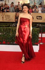 ALIA SHAWKAT at 23rd Annual Screen Actors Guild Awards in Los Angeles 01/29/2017