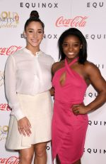 ALY RAISMAN at Life is Good at Gold Meets Golden Event in Los Angeles 01/07/2017