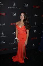 ALY RAISMAN at Weinstein Company and Netflix Golden Globe Party in Beverly Hills 01/08/2017