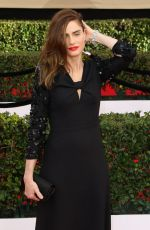 AMANDA PEET at 23rd Annual Screen Actors Guild Awards in Los Angeles 01/29/2017