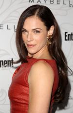 AMANDA RIGHETTI at Entertainment Weekly Celebration of SAG Award Nominees in Los Angeles 01/28/2017