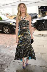 AMBER HEARD at W's IT Girl Luncheon in Los Angeles 01/07/2017