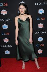 AMBER MIDTHUNDER at 'Legion' Premiere in Los Angeles 01/26/2017