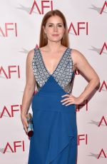 AMY ADAMS at 17th Annual AFI Awards in Los Angeles 01/06/2017