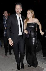 AMY ADAMS at Delilah in West Hollywood 01/08/2017