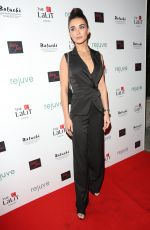AMY JACKSON at Lalit Hotel Launch Party in London 01/26/2017
