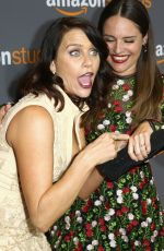 AMY LANDECKER at Amazon Studios' Golden Globes Party in Beverly Hills 01/08/2017