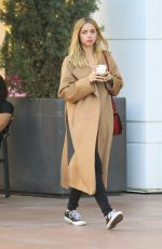 ANA DE ARMAS Out and About in West Hollywood 01/30/2017