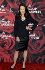 ANDIE MACDOWELL at Hallmark Channel 2017 TCA Winter Press Tour in Pasadena 01/14/2017