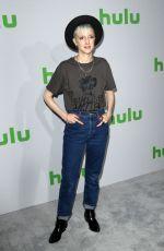 ANDREA RISEBOROUGH at Hulu's Winter TCA 2017 in Los Angeles 01/07/2017