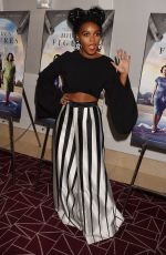JANELLE MONAE at Moet Moment Pre Golden Globe Party in Los Angeles 01/04/2017