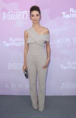 ANGELA SARAFYAN at Variety