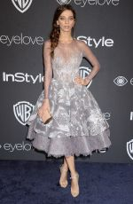 ANGELA SARAFYAN at Warner Bros. Pictures & Instyle's 18th Annual Golden Globes Party in Beverly Hills 01/08/2017