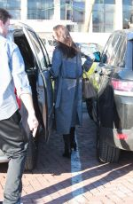 ANGELINA JOLIE Out and About in Malibu 01/28/2017