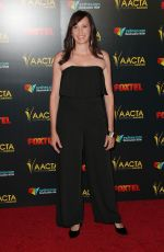 ANGIE FIELDER at AACTA International Awards 2017 in Hollywood 01/06/2017