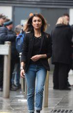 ANITA RANI Leaves Her Hotel in Birmingham 01/19/2017