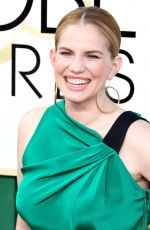 ANNA CHLUMSKY at 74th Annual Golden Globe Awards in Beverly Hills 01/08/2017