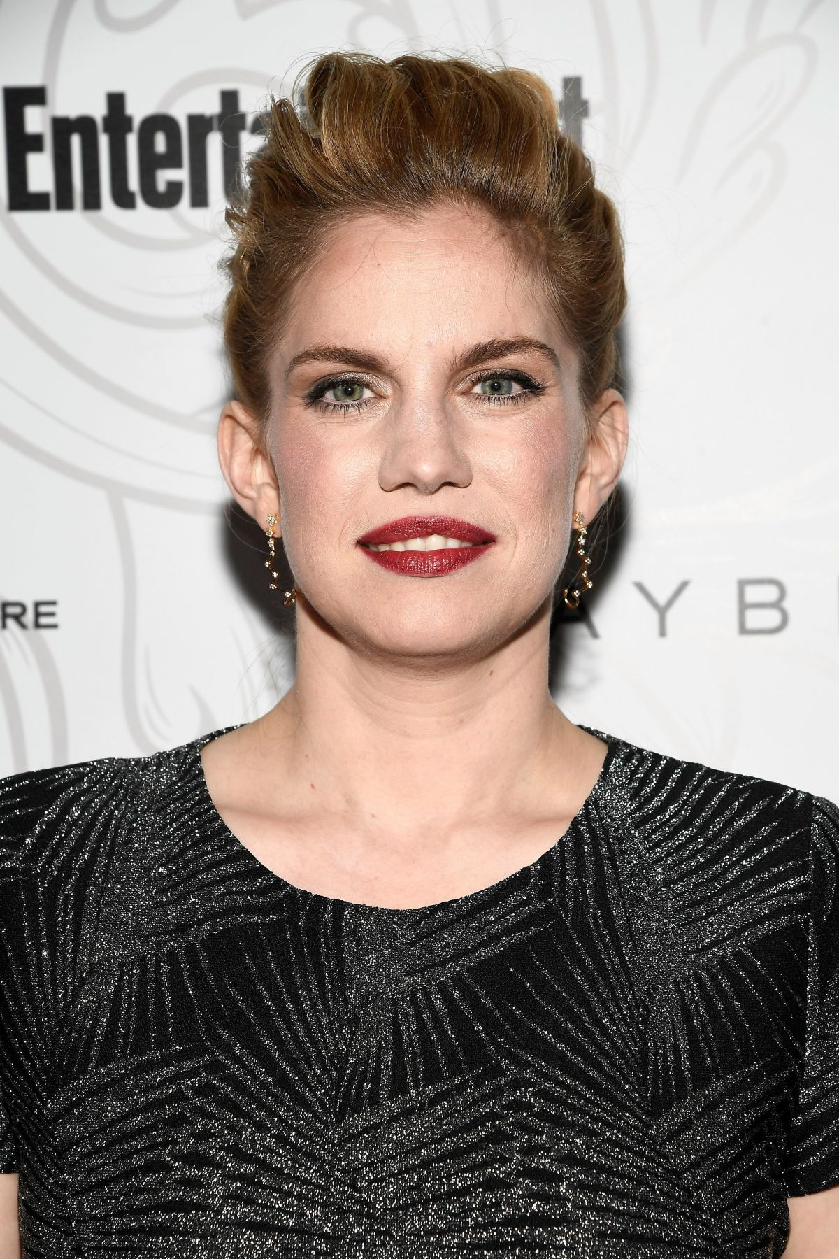 ANNA CHLUMSKY at Entertainment Weekly Celebration of SAG Award Nominees in Los Angeles 01/28/2017