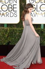 ANNA KENDRICK at 74th Annual Golden Globe Awards in Beverly Hills 01/08/2017
