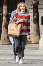 ANNABELLE WALLIS Out Shopping in Venice Beach 01/10/2017