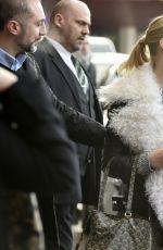 ANYA TAYLOR-JOY Arrives at Airport in Berlin 01/16/2017