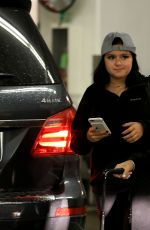 ARIEL WINTER at a Medical Building in Beverly Hills 01/12/2017