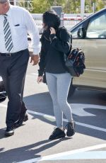 ARIEL WINTER at Airport in Sydney 01/22/2017