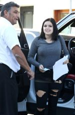 ARIEL WINTER Out and About in Hollywood 01/25/2017