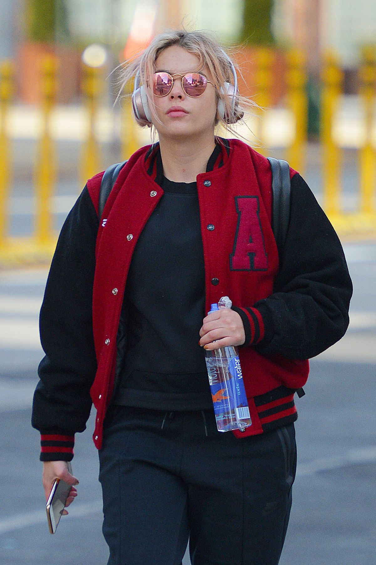 ASHLEY BENSON Out in N...